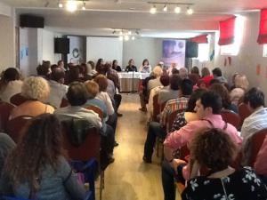 II Encuentro de Mujeres Adictas en Rehabilitación y Familiares